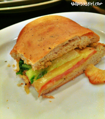Food Review: O'Briens Irish Sandwich Cafe @ Mid Valley Megamall 13