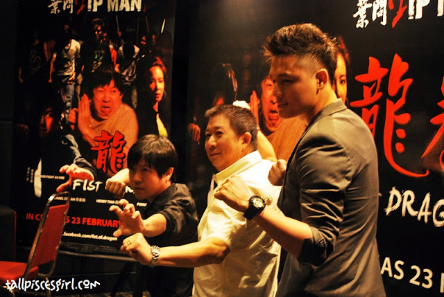 Press Conference/Movie Review: Fist of Dragon (龙拳) 2012 3