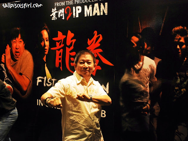 Press Conference/Movie Review: Fist of Dragon (龙拳) 2012 4