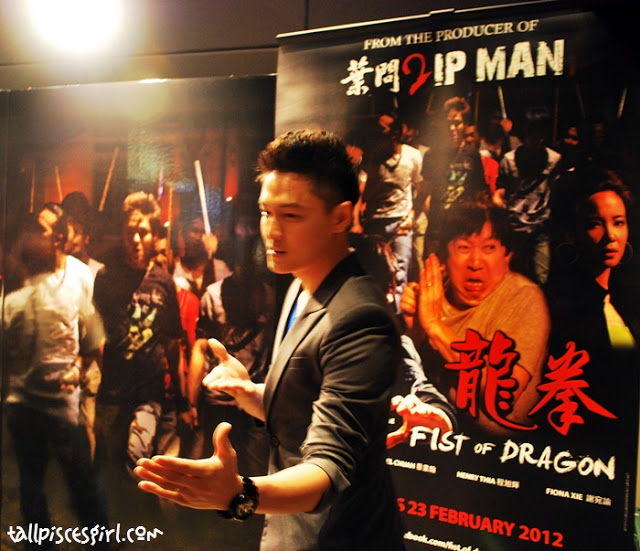 DSC 0419 | Press Conference/Movie Review: Fist of Dragon (龙拳) 2012