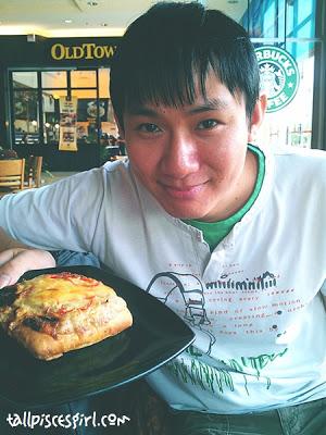 First Starbucks Breakfast & BCard Experience! 6