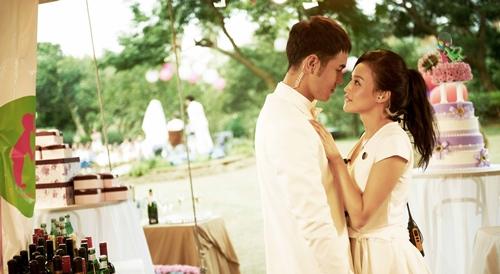 LOVE Ethan Ruan Shu Qi   Movie: 愛 Love (2012)