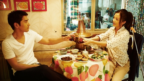 LOVE Mark Chao Zhao Wei   Movie: 愛 Love (2012)