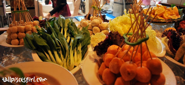 Lok Lok Counter | Sunday Brunch @ Grand Dorsett Subang Hotel
