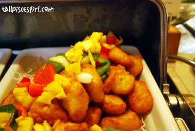 Sweet and Sour Fish | Sunday Brunch @ Grand Dorsett Subang Hotel