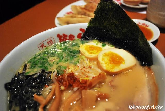 Food Review: Yamagoya Ramen @ Publika, Solaris Dutamas 1