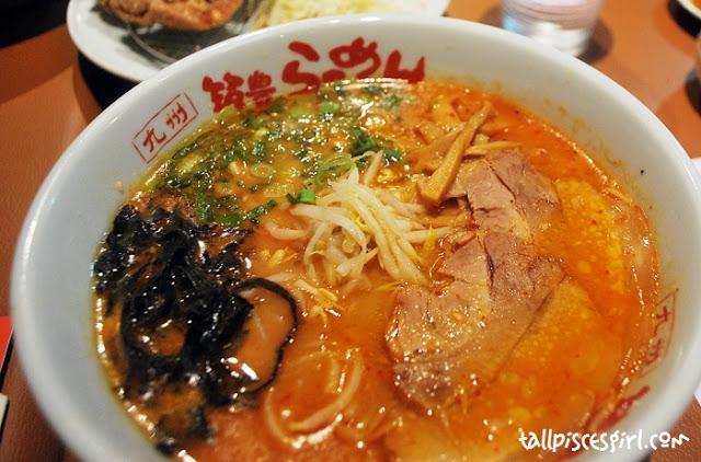 DSC 0492 | Food Review: Yamagoya Ramen @ Publika, Solaris Dutamas