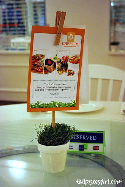 Food Review: Chef Lim Organic Kitchen @ The Scott Garden 3
