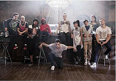 StreetDance 2 Crew - Movie: StreetDance 2 (2012) Premiere Screening