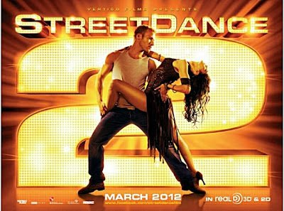 StreetDance 2 Poster1 - Movie: StreetDance 2 (2012) Premiere Screening