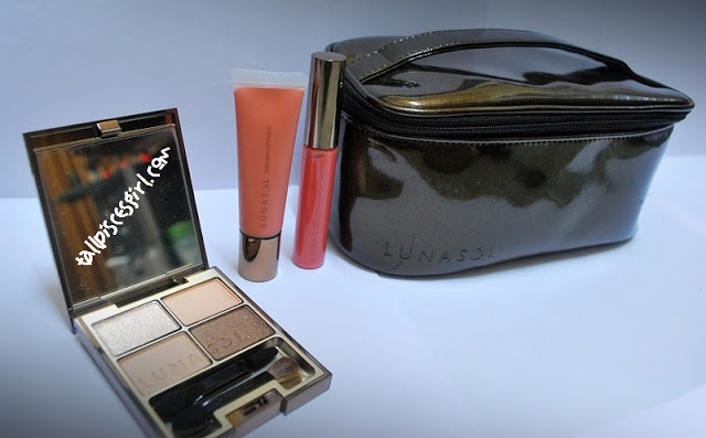 LUNASOL Starter Kit 2012 for Spring/Summer (Limited Edition) 12