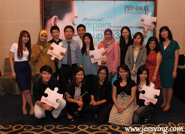 Physiogel Bloggers | Physiogel Bloggers Workshop @ Le Meridien KL