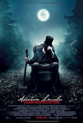 Abraham Lincoln Vampire Hunter 1 - Movie: Abraham Lincoln: Vampire Hunter (2012)