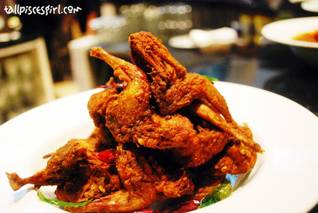 Burung Puyoh Goreng Madu Tiga - Buffet Ramadhan @ Swez Brazzerie, Eastin Hotel PJ