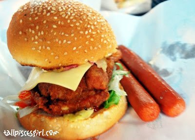 DSC 0161 | Kaw Kaw Burger Bakar @ Wangsa Maju