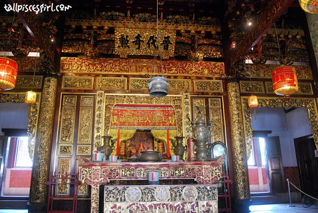 DSC 0229 | Travel: Khoo Kongsi (邱公司) @ Penang