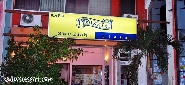 Puzzini Swedish Pizza @ Damansara Uptown 1