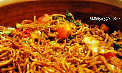 Mee Goreng Anak Ku Sazali - Buffet Ramadhan @ Swez Brazzerie, Eastin Hotel PJ