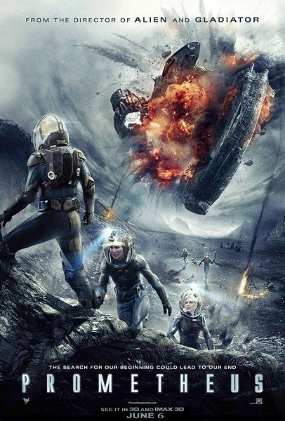 Movie Review: Prometheus (2012) 1