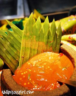 Sambal Belacan Do Re Mi | Buffet Ramadhan @ Swez Brazzerie, Eastin Hotel PJ
