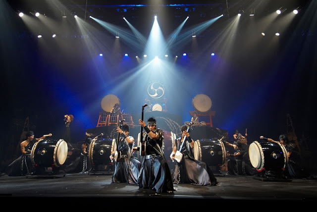 2011 tao 04   Drum Tao - Art of Drum Tour 2012 in Malaysia