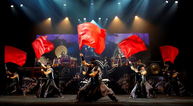 Drum Tao - Art of Drum Tour 2012 in Malaysia 2