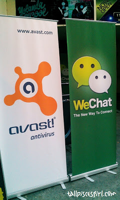 Avast and WeChat Launch 1 | Avast Version 7 & WeChat Launching @ Zouk KL