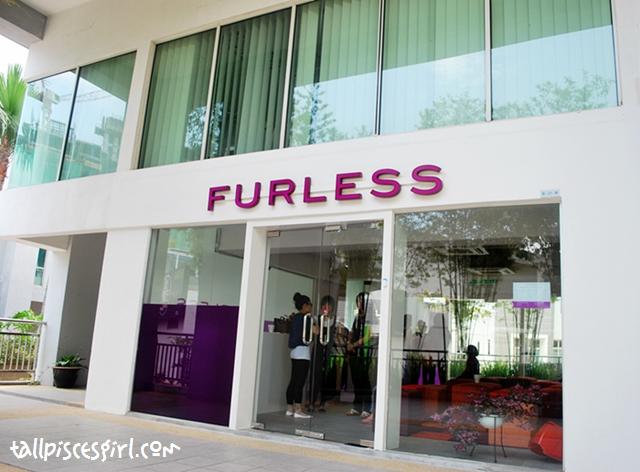 Furless @ Jaya One