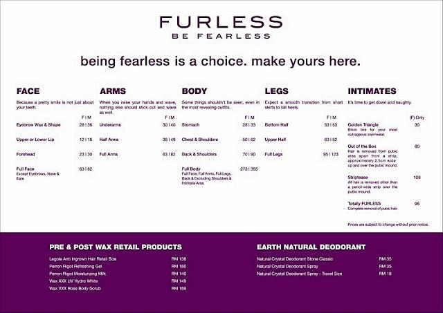 Furless Price List | FURLESS Stole My Virginity!!!