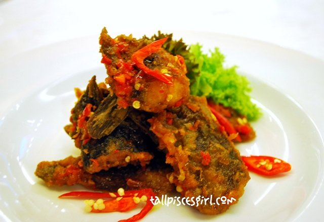 Ikan Keli Masak Berlada1 | Ramadan Buffet Dinner @ La Maison Restaurant, Silka Maytower Hotel & Serviced Residences