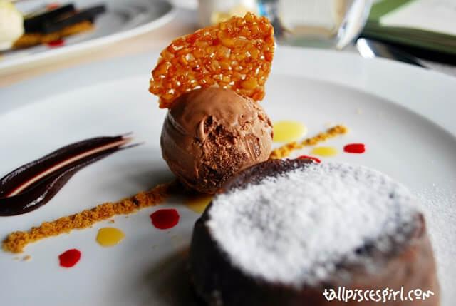 Sicilian Parfaits Chocolate Grenache RM 30 | Antipasto Italian Lunch Buffet @ Senja, The Saujana Hotel Kuala Lumpur