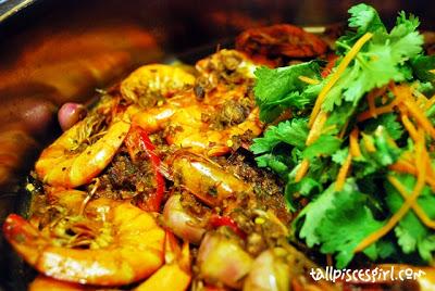 Udang Masak Percik1 | Ramadan Buffet Dinner @ La Maison Restaurant, Silka Maytower Hotel & Serviced Residences