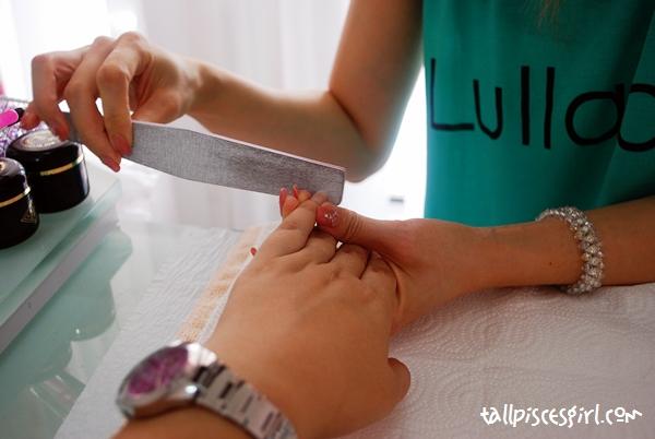 Japanese Gel Nail and Manicure @ Shige Hair Salon 3