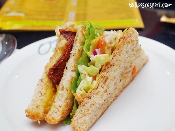 foodpanda Ramadan Bloggers' Gathering @ O'Briens Irish Sandwich Cafe 9