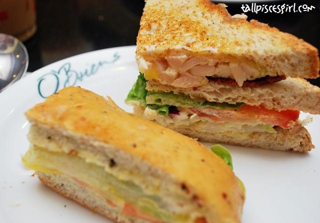 foodpanda Ramadan Bloggers' Gathering @ O'Briens Irish Sandwich Cafe 11