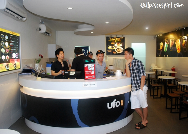 Food Review: UFO Desserts & Drinks @ Kepong 2