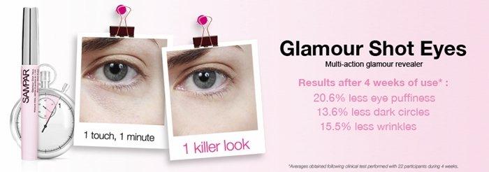 glamour shot eyes - Product Review: Sampar Glamour Shot Yeux