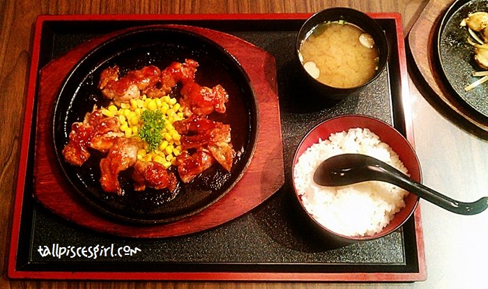 Food Review: Okomen Japanese Restaurant @ Desa Sri Hartamas 1
