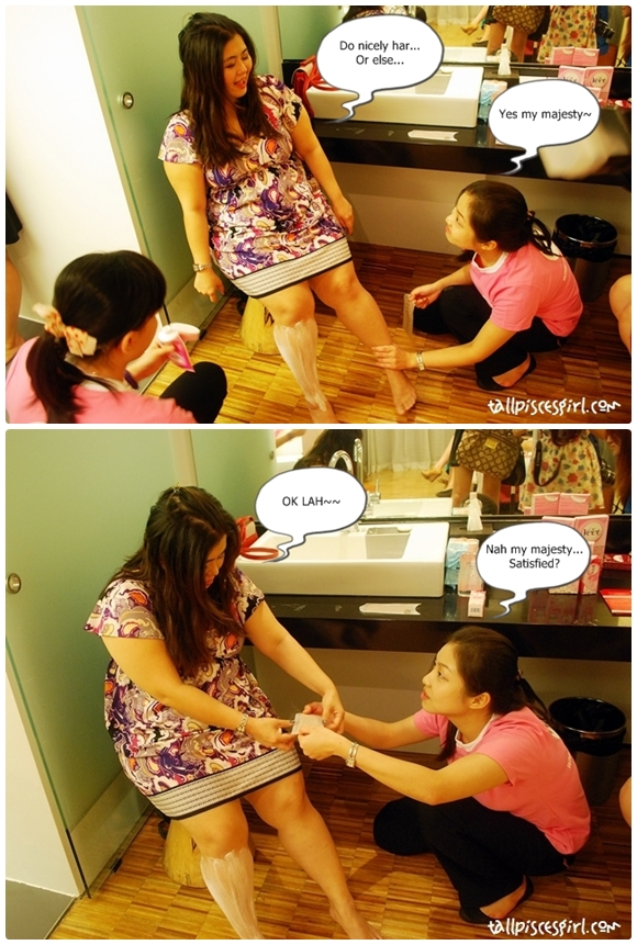 Hahahaha.... Disclaimer: The captions are fictional