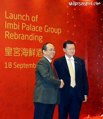 Imbi Palace Group Rebranding @ Grand Palace, Pavilion KL 1