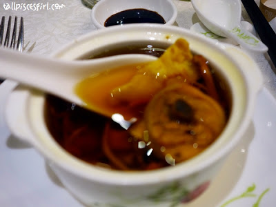 Double Boiled Cordyceps Flower with Top Shell & Fish Maw (RM 28.00)