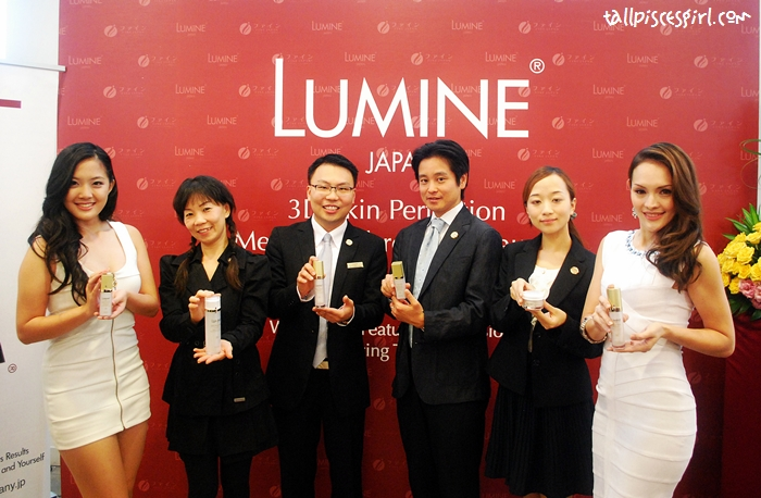 LUMINE Japan Launch in Malaysia @ Zang Toi Cafe 3