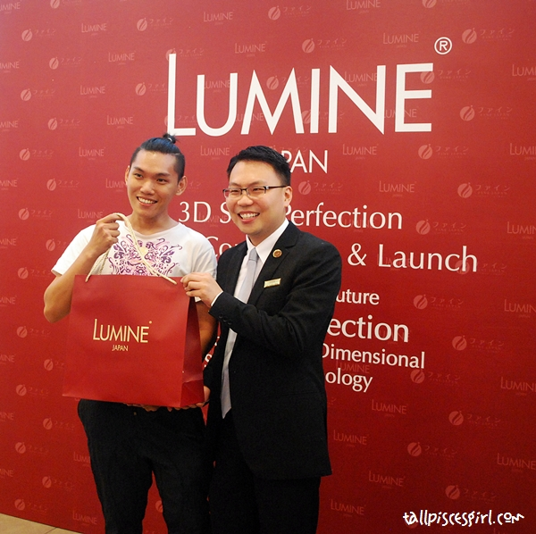 LUMINE Japan Launch in Malaysia @ Zang Toi Cafe 9