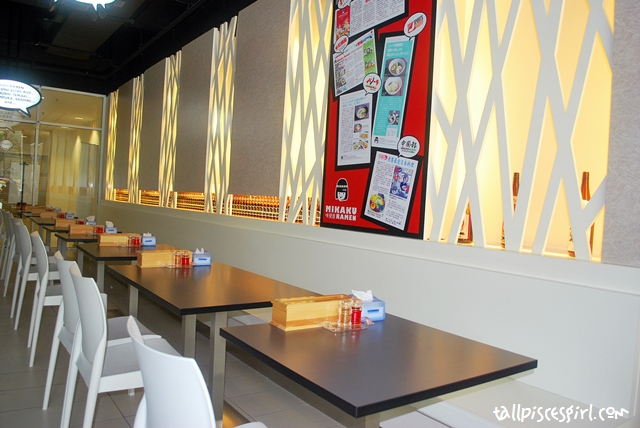 DSC 0915 - Food Review: Mikaku Ramen @ 1 Shamelin Shopping Mall