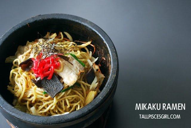 DSC 0952 - Food Review: Mikaku Ramen @ 1 Shamelin Shopping Mall