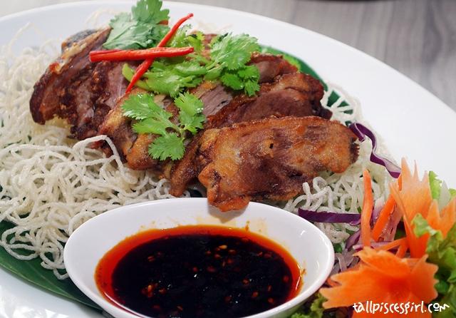 Deep Fried Roasted Duck (RM 16.50)