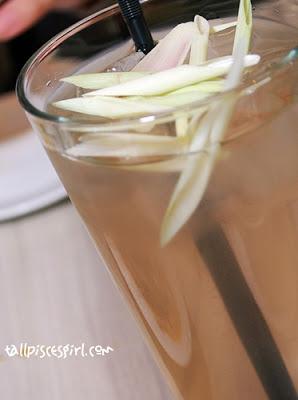 Lemongrass Juice (RM 5.50)