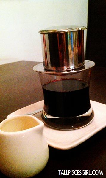 Vietnamese Coffee with Milk