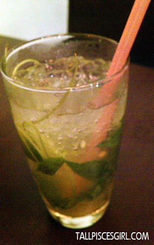 Basil Passion Soda