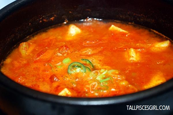 Chamchi Kimchi Jjigae